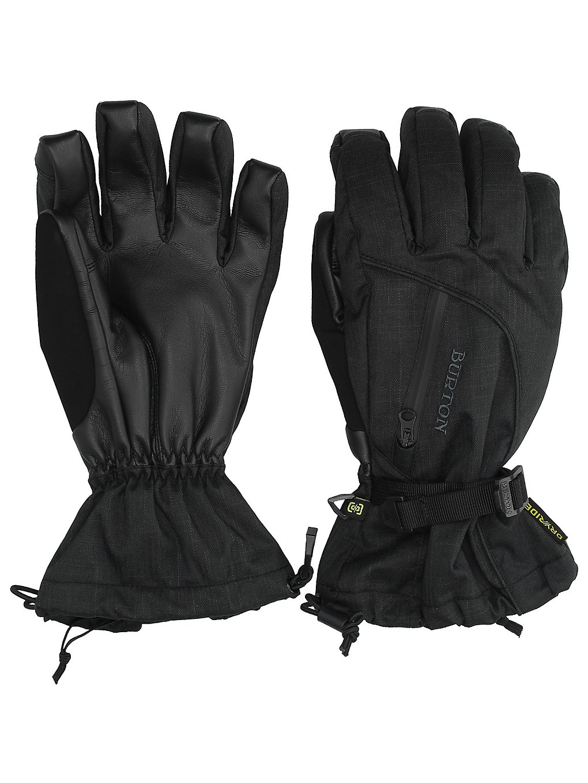 Burton Baker 2 In 1 Gloves zwart