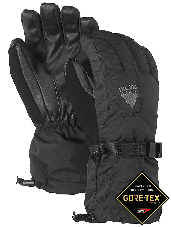 Burton Gore-Tex Gloves Boys zwart