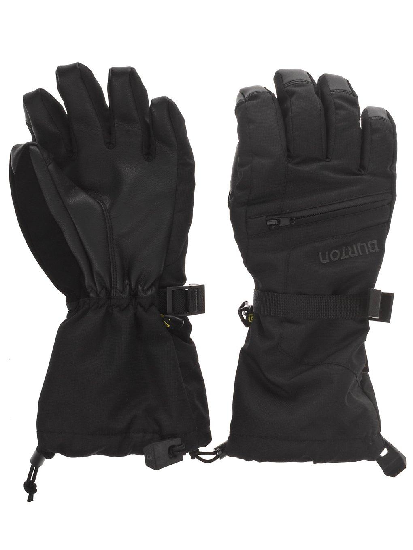 Burton Vent Gloves zwart