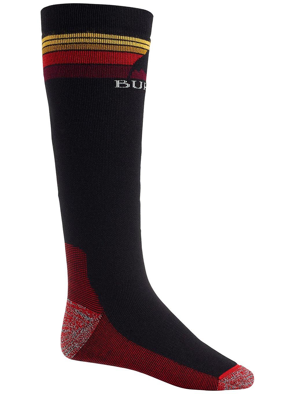 Burton Emblem Midweight Tech Socks zwart