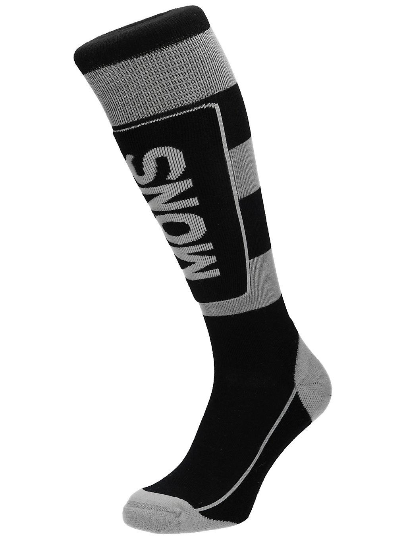 Mons Royale Merino Mons Tech Cushion Socks zwart