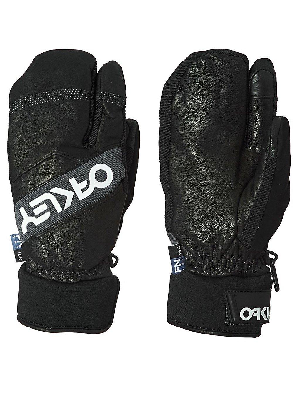 Oakley Factory Winter Trigger Mittens zwart
