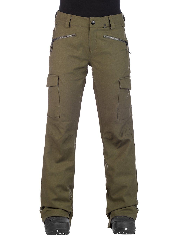Volcom Grace Stretch Pants groen