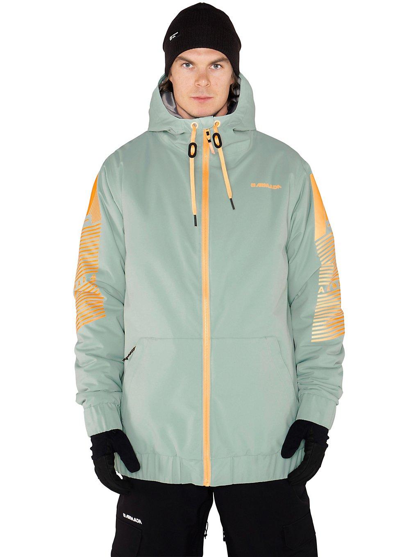 Armada Baxter Insulator Jacket blauw