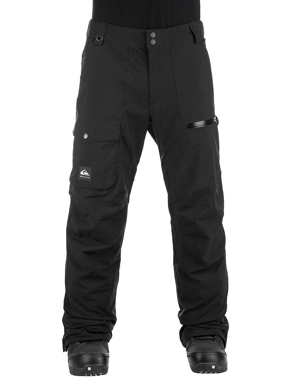 Quiksilver Utility Pants zwart