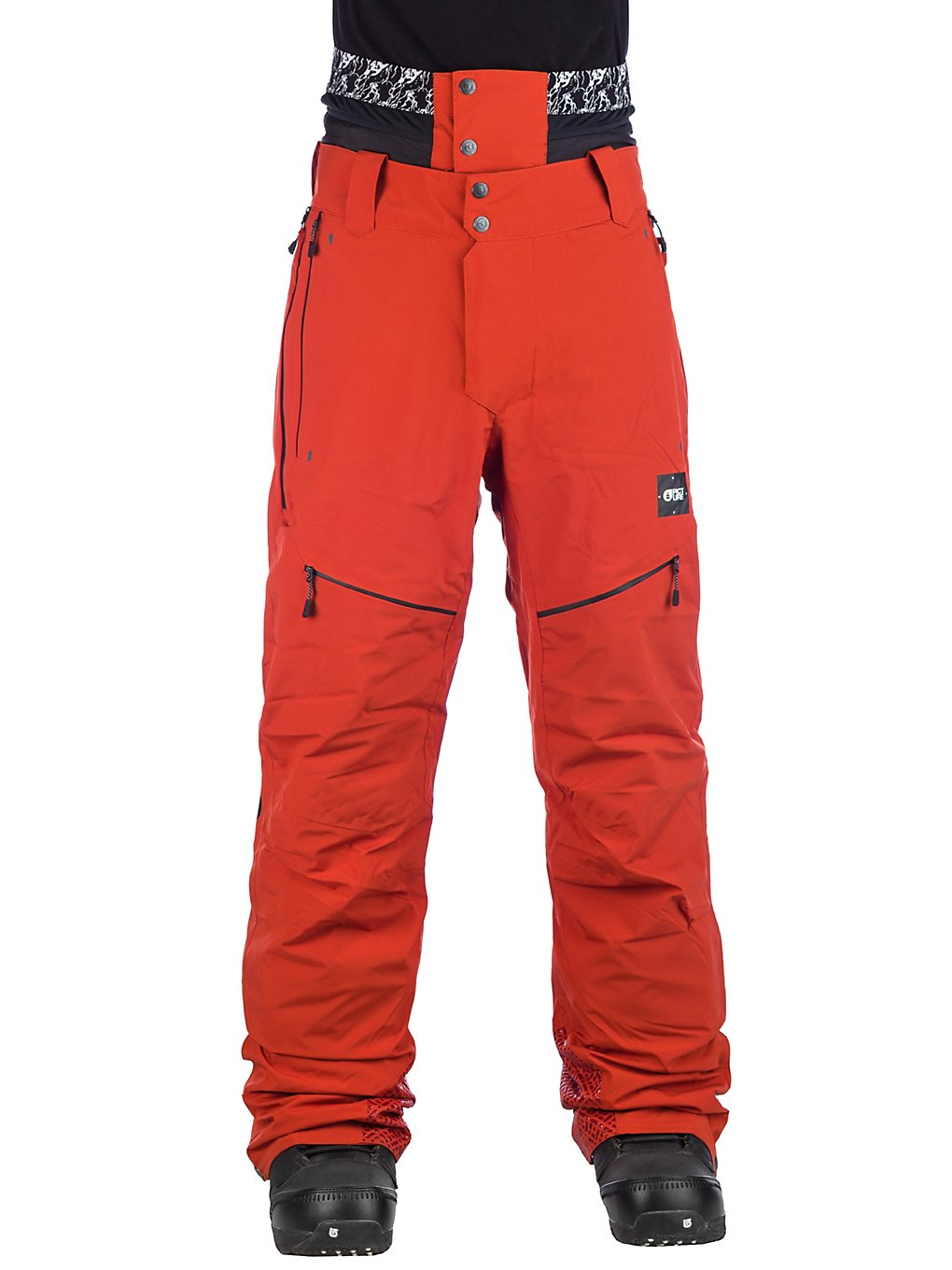 Picture Naikoon Pants rood