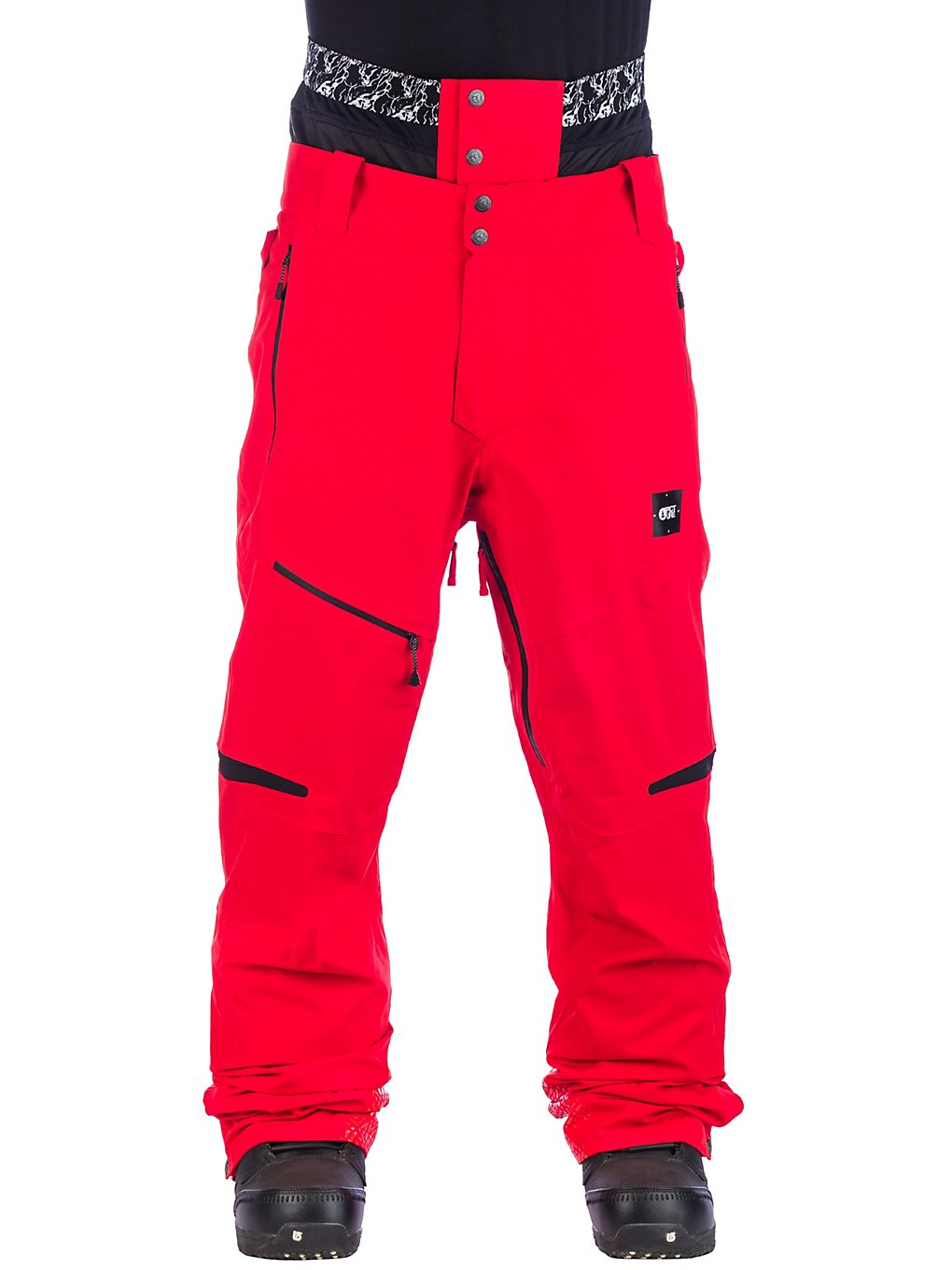 Picture Track Pants rood