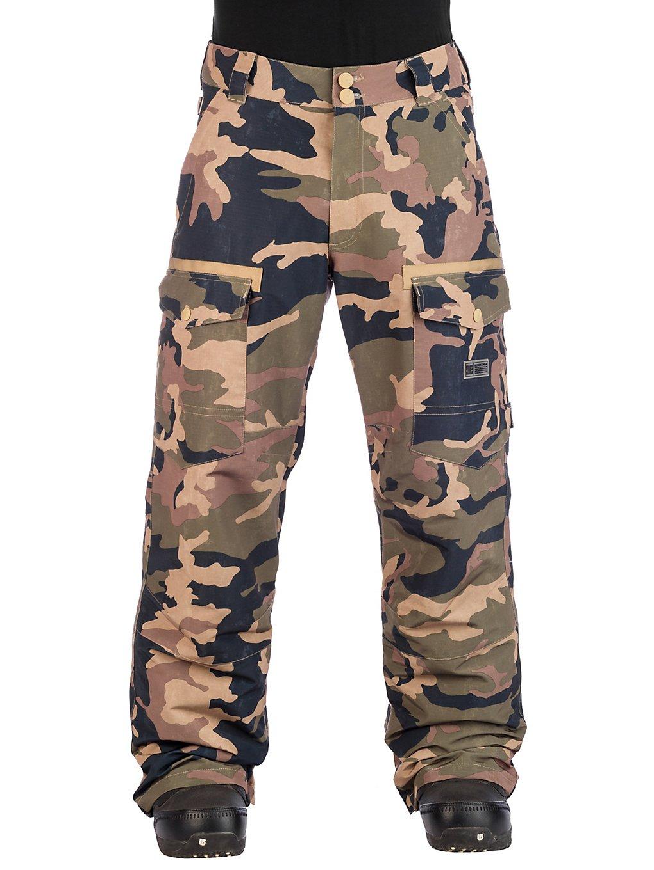 DC Code Pants groen