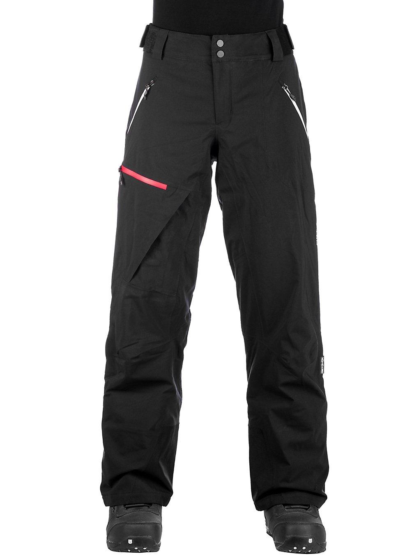 Ortovox 2L Swisswool Andermatt Pants zwart