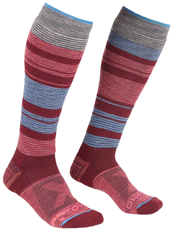 Ortovox All Mountain Long Warm Tech Socks patroon