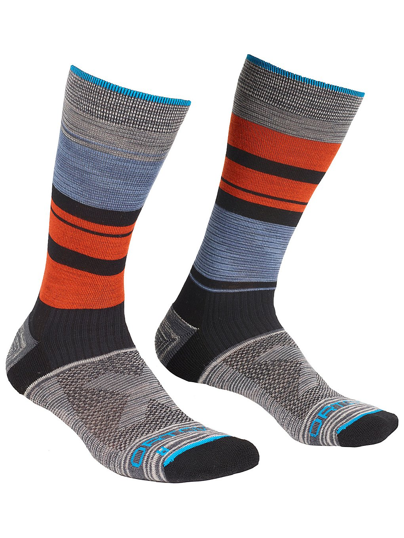 Ortovox All Mountain Mid Tech Socks patroon