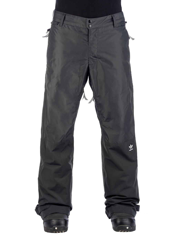 adidas Snowboarding Riding Pants grijs