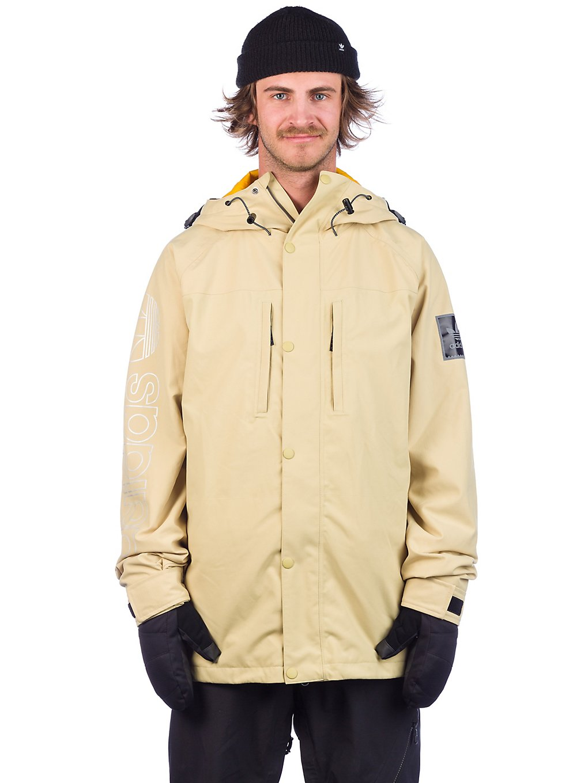 adidas Snowboarding Utility Jacket bruin