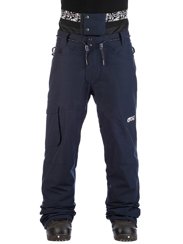 Picture Under Pants blauw