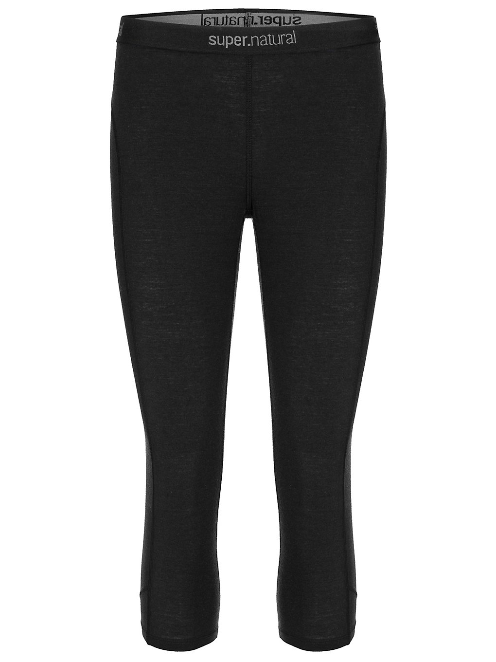super.natural Base 3/4 Tight 230 Tech Pants zwart