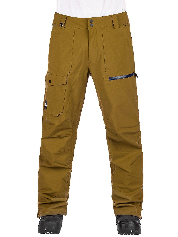Quiksilver Utility Pants groen