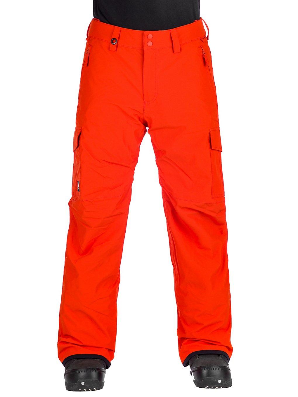 Quiksilver Porter Pants rood