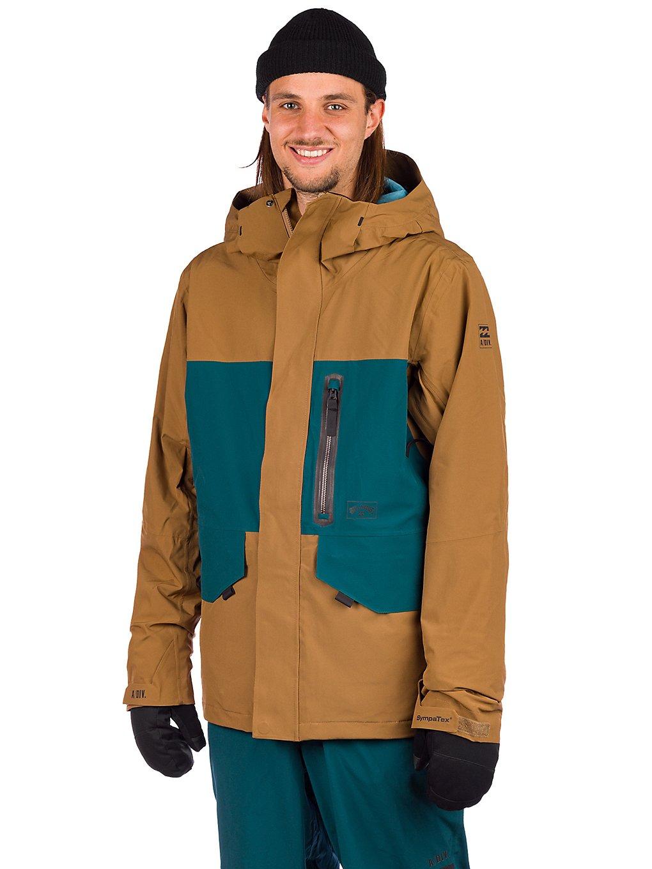 Billabong Delta STX Jacket bruin