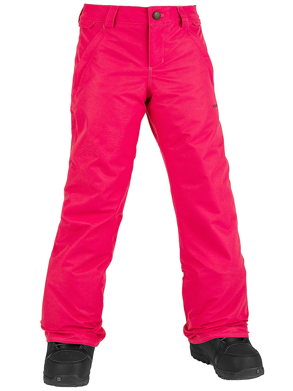 Volcom Frochickidee Insulated Pants rood