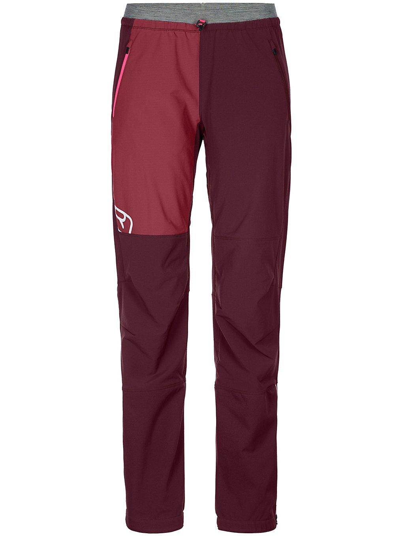 Ortovox Berrino Pants rood
