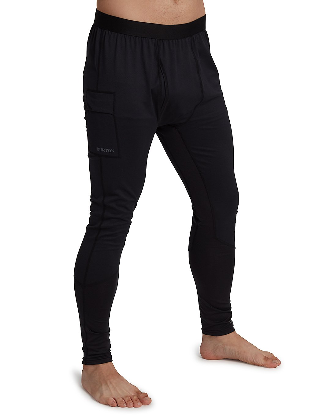 Burton Midweight X Base Layer Bottom zwart
