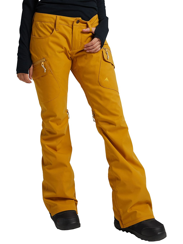 Burton Gloria Pants geel