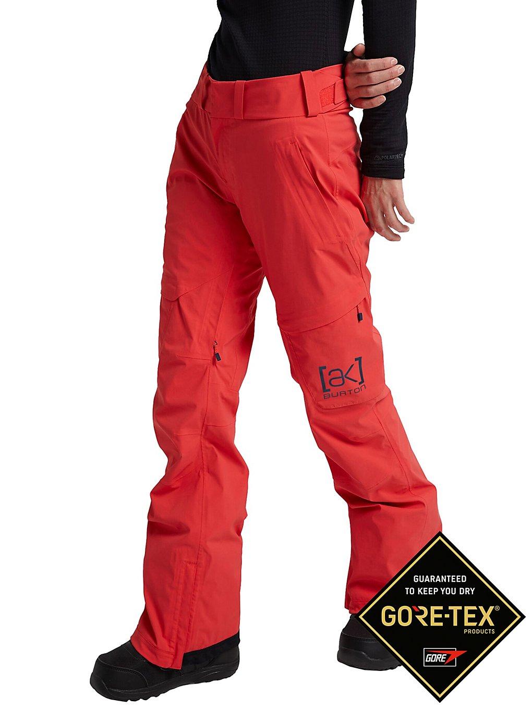 Burton ak Gore-Tex Insulated Summit Pants roze
