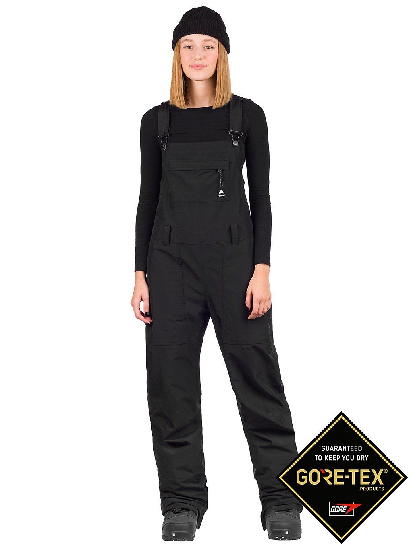 Burton Gore-Tex Avalon Bib Pants zwart