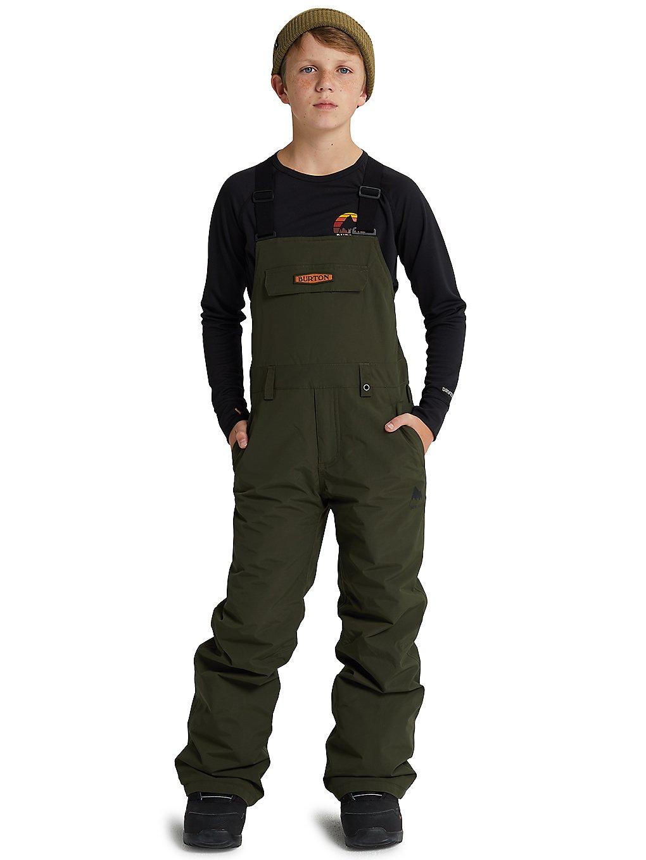 Burton Skylar Bib Pants groen