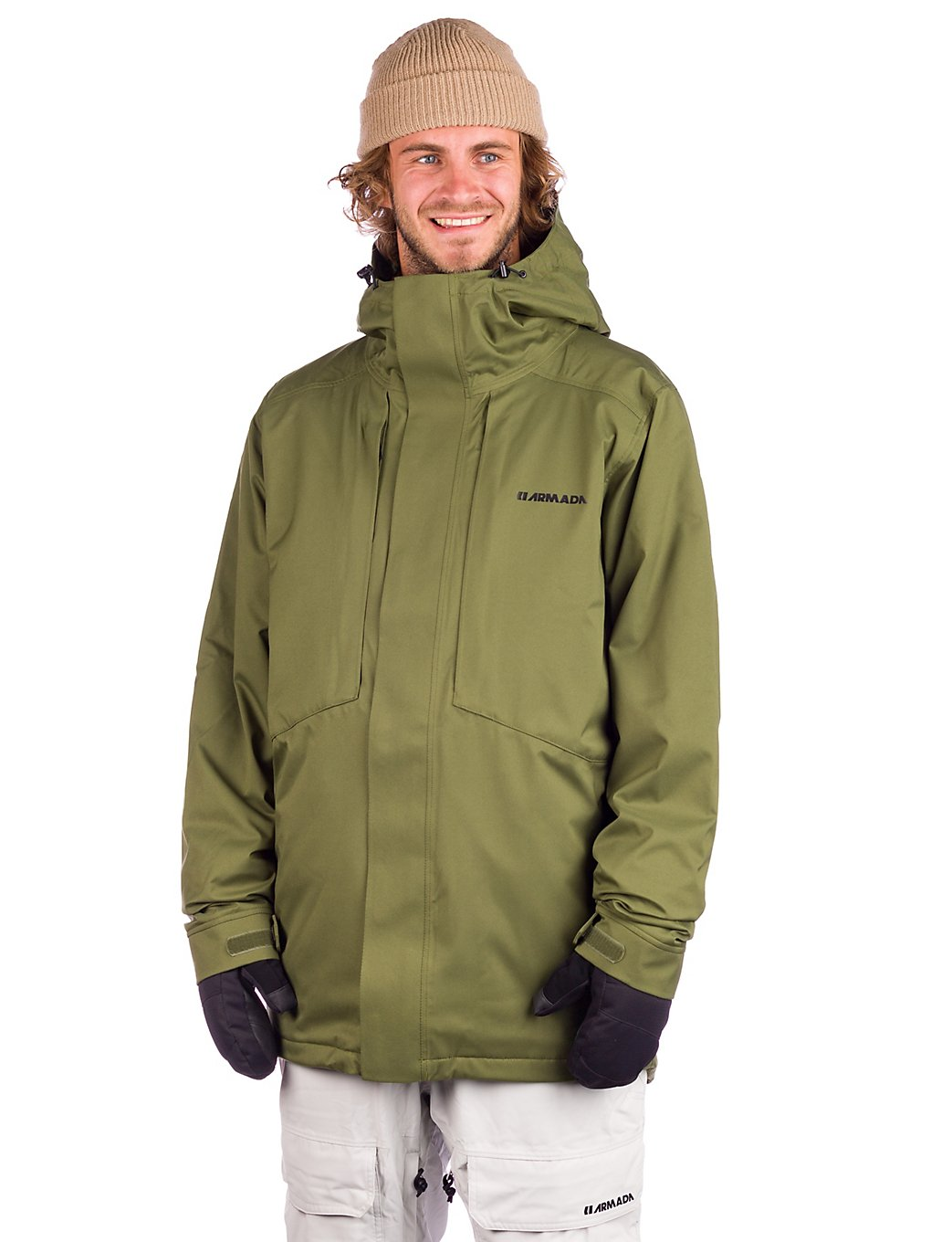 Armada Oden Insulated Jacket patroon