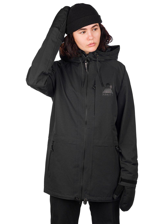 Armada Gypsum Jacket zwart