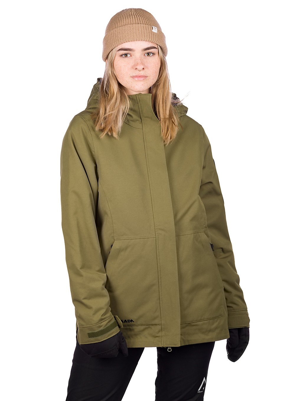 Armada Helena Insulated Jacket patroon