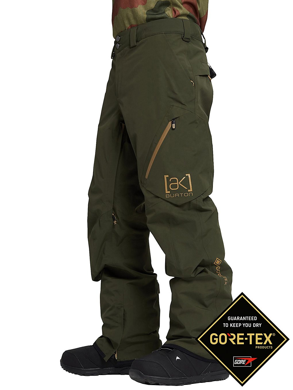 Burton ak Gore-Tex Cyclic Short Pants groen