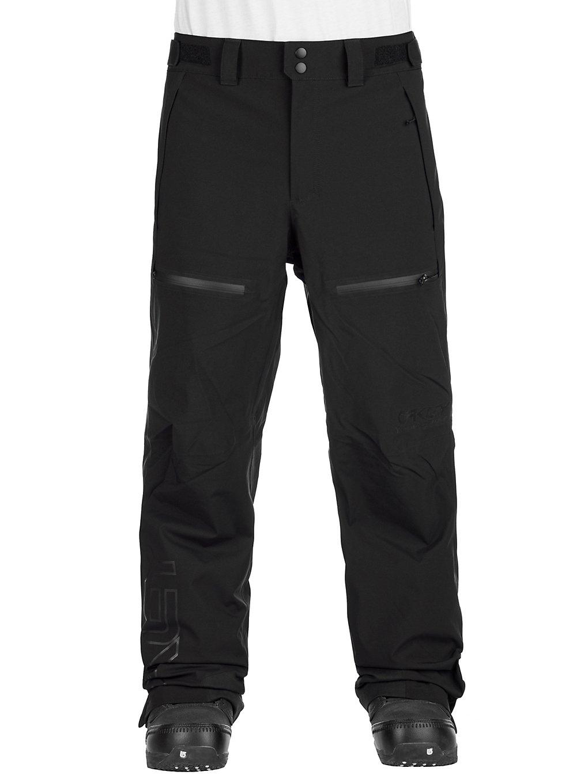 Oakley Tnp Lined Shell Pants zwart