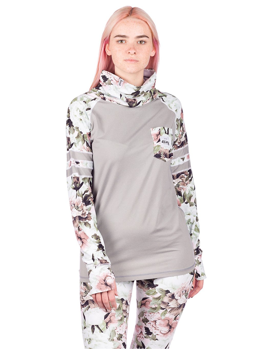Eivy Icecold Base Layer Top patroon