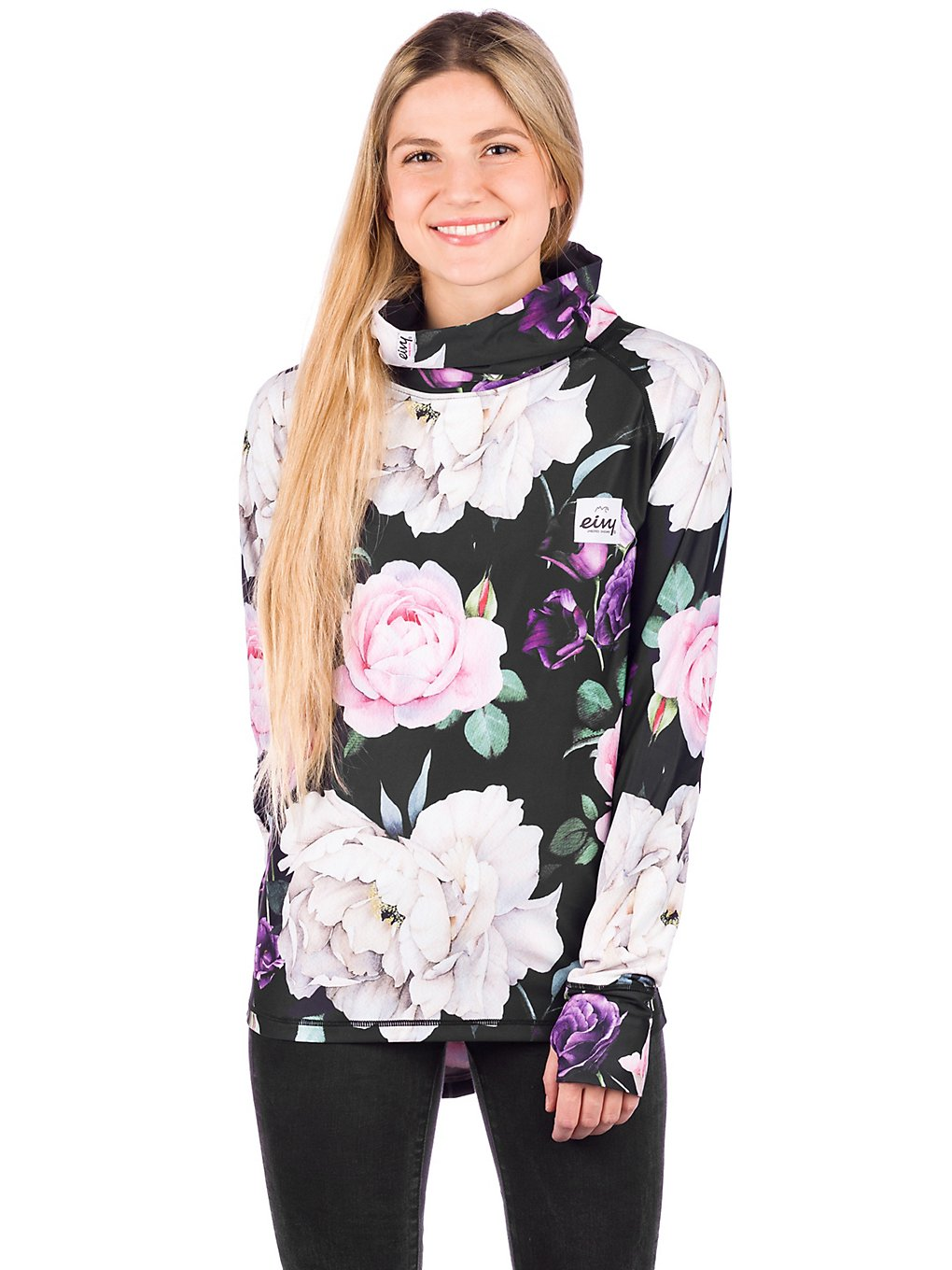 Eivy Icecold Gaiter Base Layer Top patroon