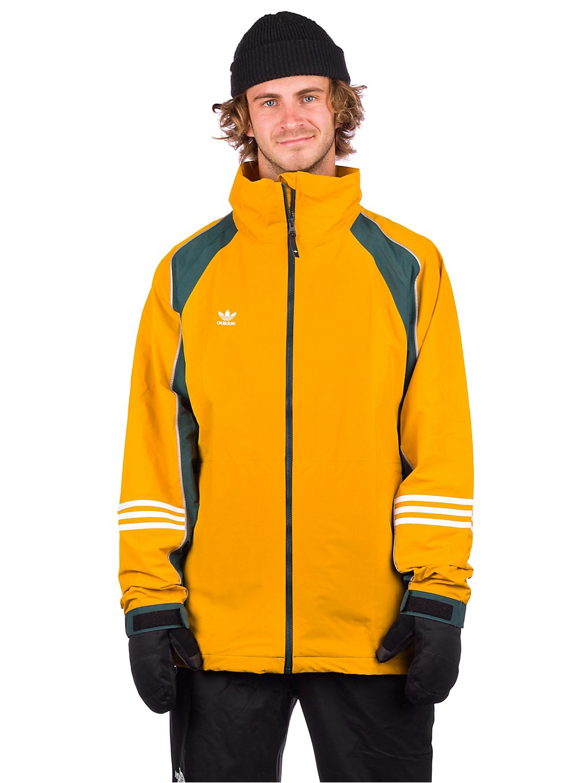 adidas Snowboarding 10K DNA Jacket groen