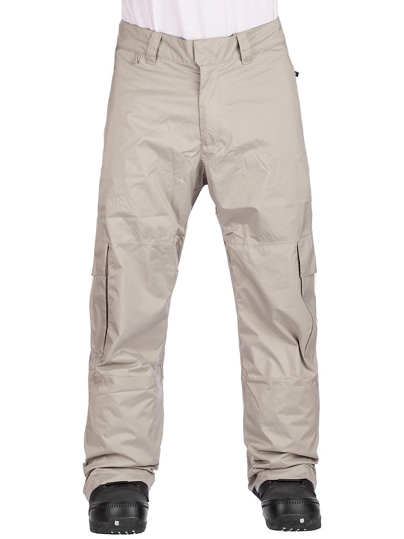 adidas Snowboarding 10K Cargo Pants grijs