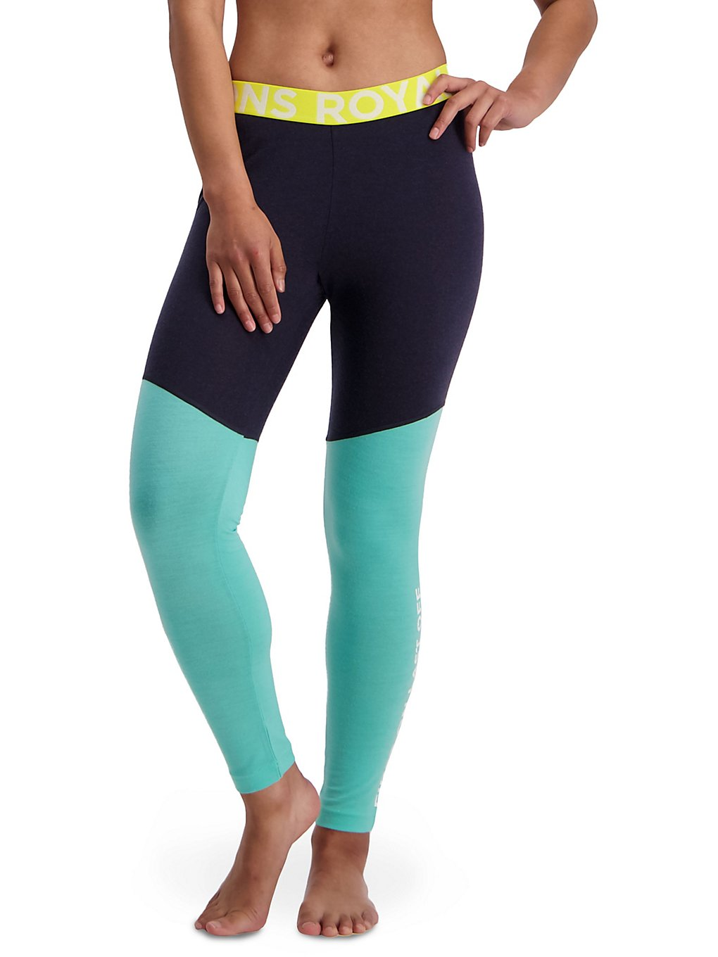 Mons Royale Merino Christy Base Layer Bottom groen