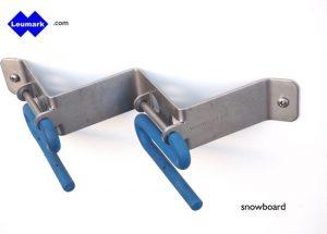 Snowboard ophangsysteem