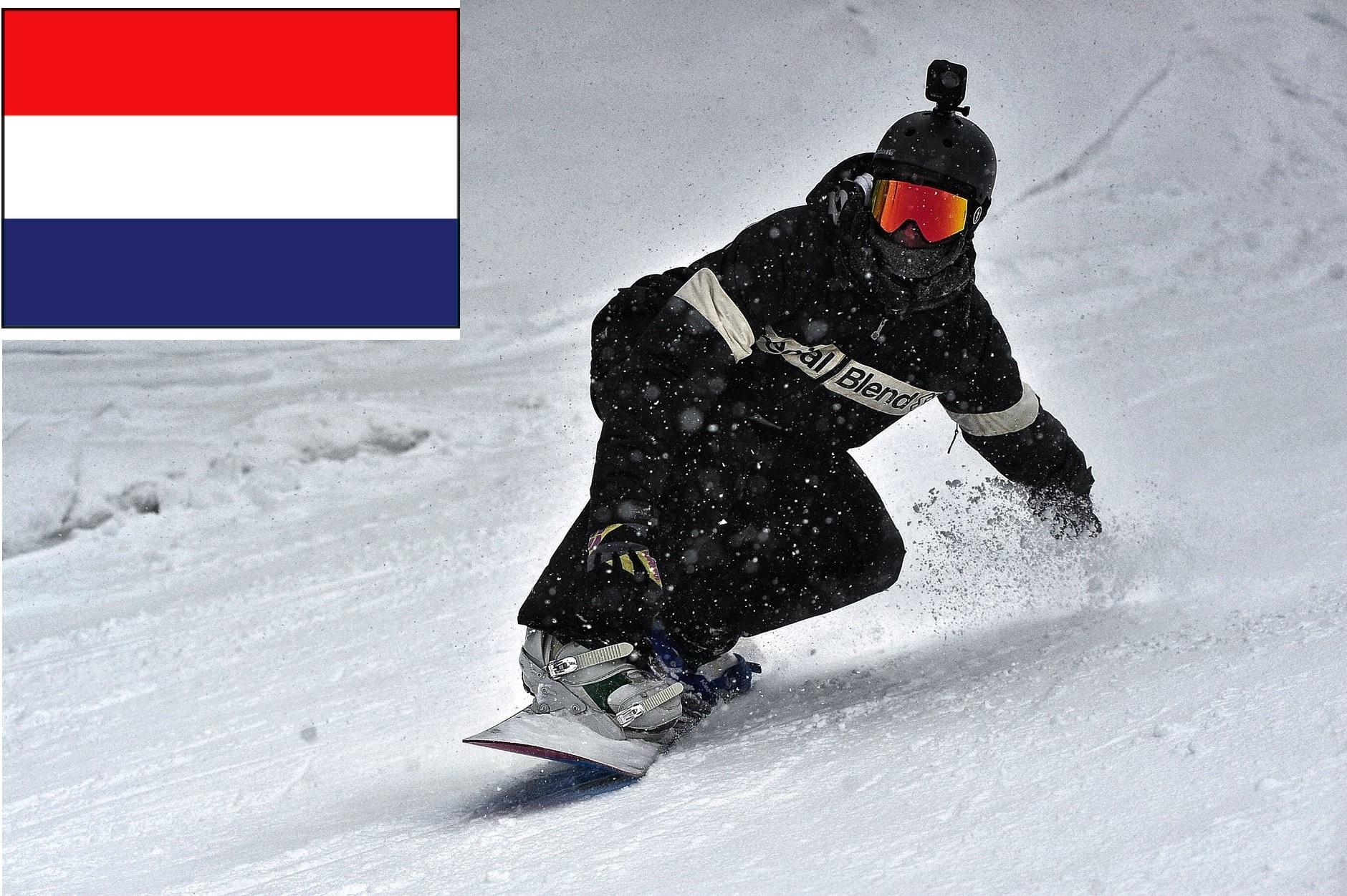 Nederlandse snowboarders